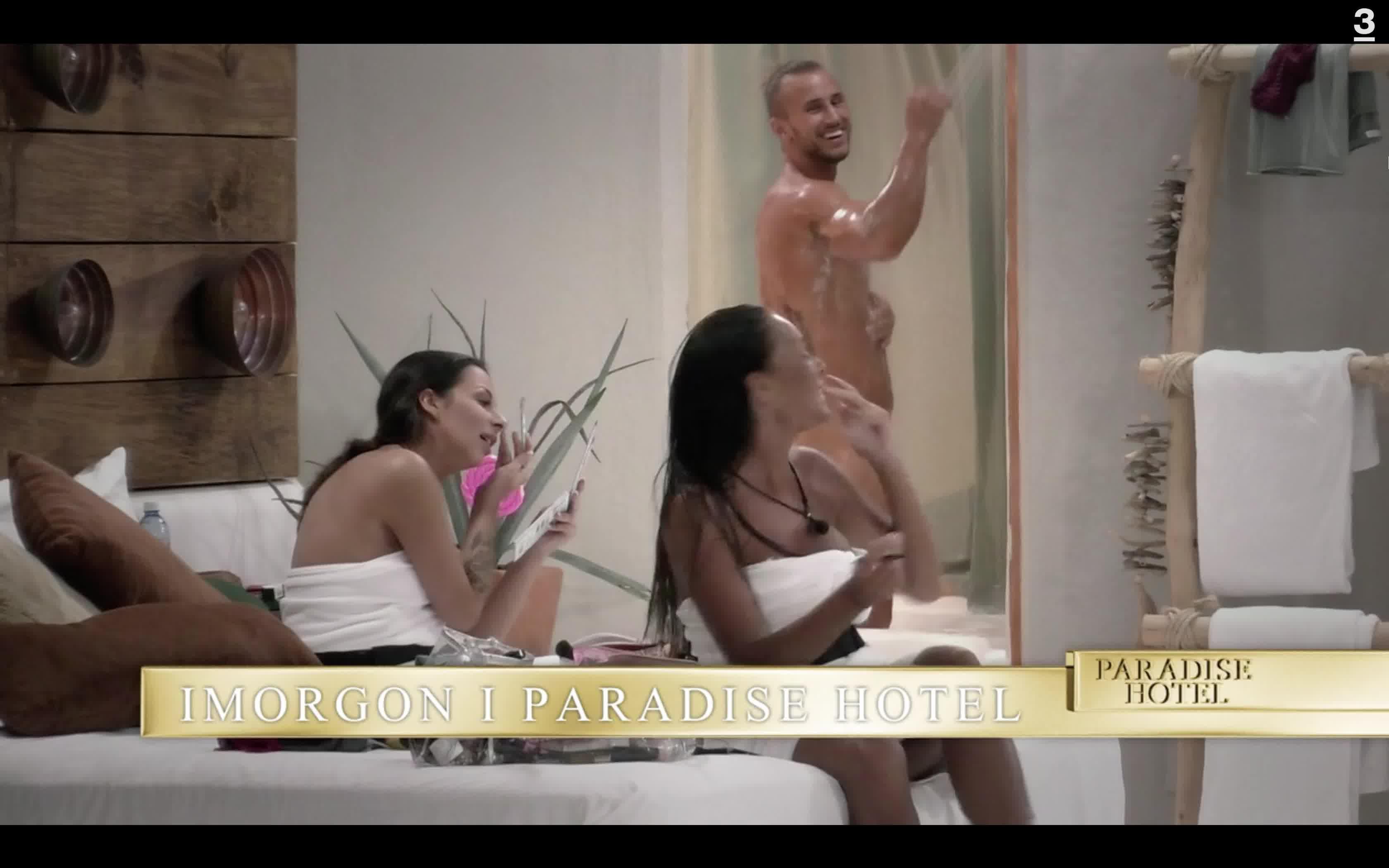 Paradise Hotel 2017 Sexscener Sverige